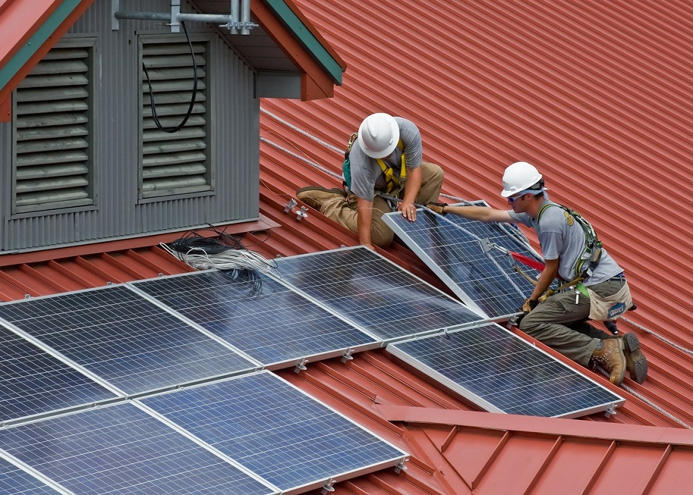 Bringing Solar to Charities