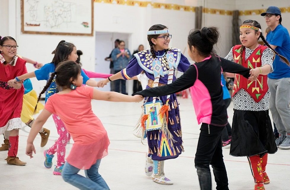 Solar for Lakota Nation Youth